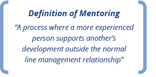 Definition of Mentoring